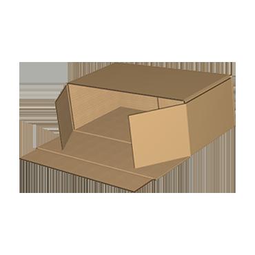 Krabice na míru F443 konstrukce