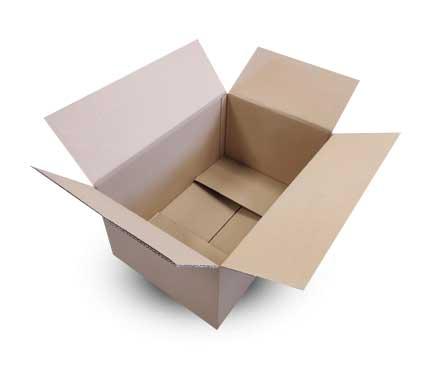 Klopová krabice FEFCO 0201