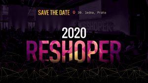 Pozvánka na veletrh Reshoper 2020