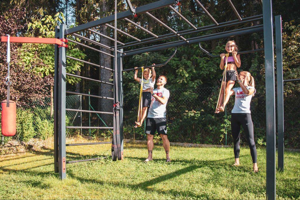 woclub workoutová hřiště